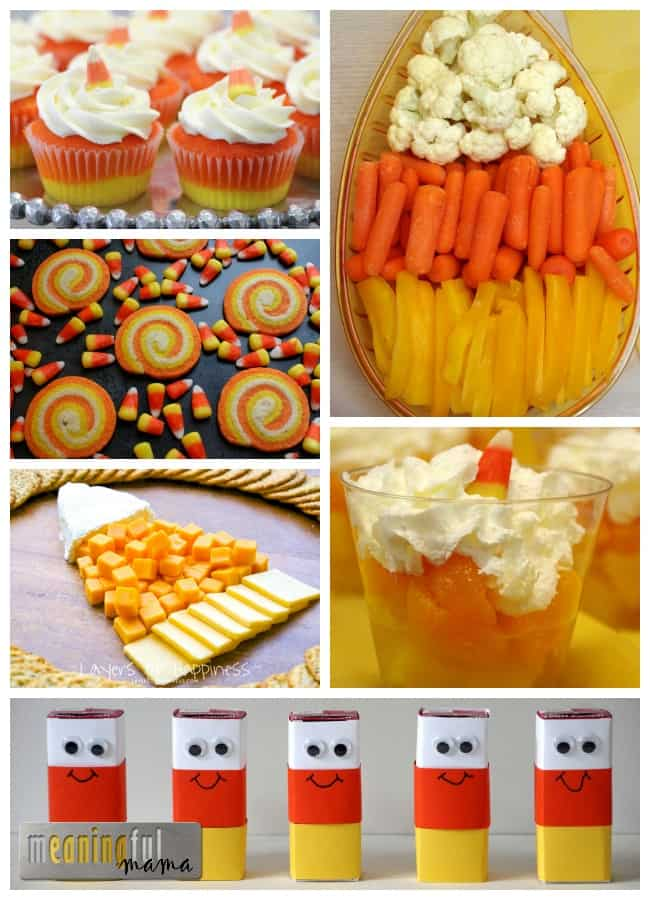 Candy Corn Harvest Party