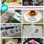 35+ Christ-Centered Christmas Activities