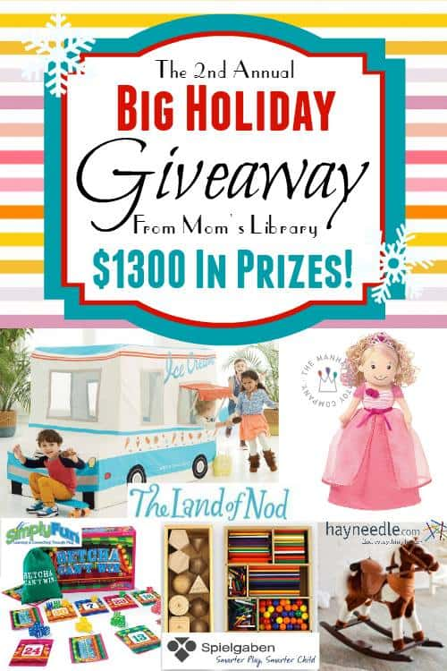 christmas giveaway holiday