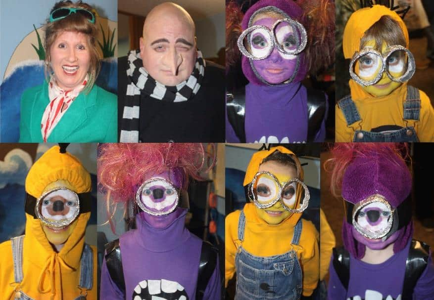 Family Halloween Costume Idea - It Halloween Costume