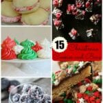 15 Christmas Cookies and Bars