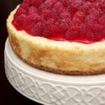 Amazing Raspberry Cheesecake Recipe