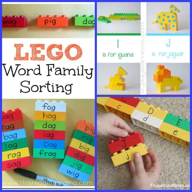 learning lego duplo activities