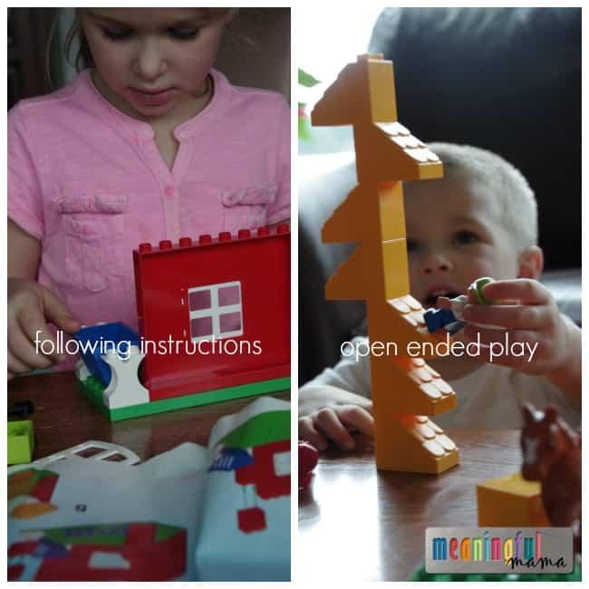 lego duplo play sets big farm