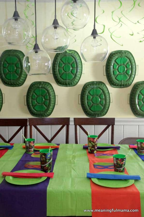 Ninja Turtles Party Masks Submited Images
