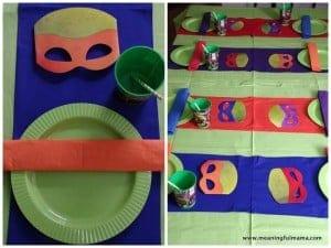 1 Teenage Mutant Ninja Turtle Table Decorations Jan 17 2015 3 33