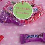 Hi-Chew Valentine Printable for Kids
