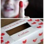 Valentine Mailbox for Kids