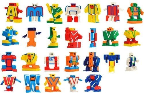 alphabots learning toys kids