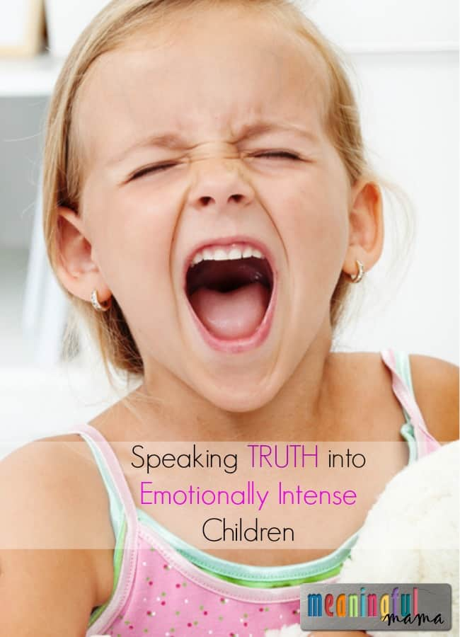 emotionally intense child parenting raising