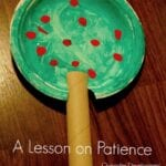 Apple Tree Craft and Story Teaches Patience