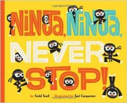 ninja ninja never stop review