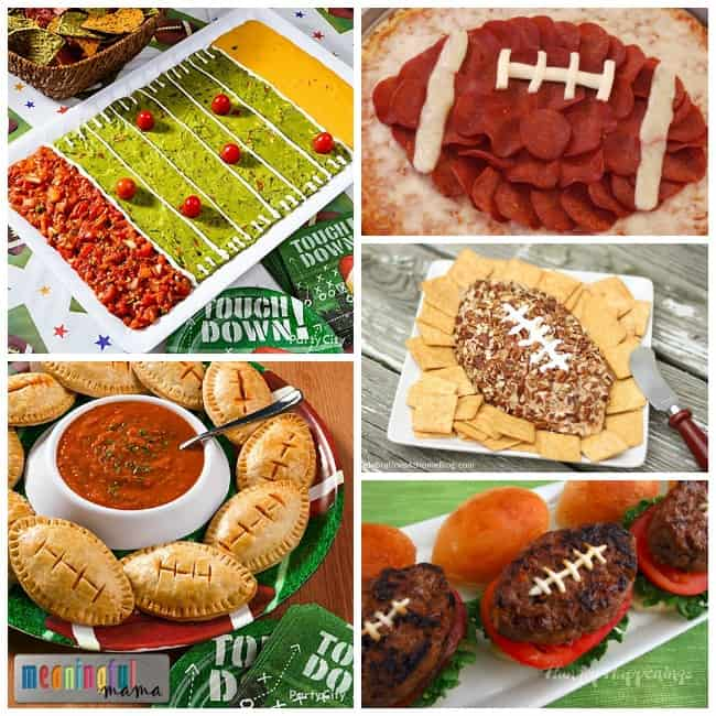 Super Bowl Party Finger Foods Recipes