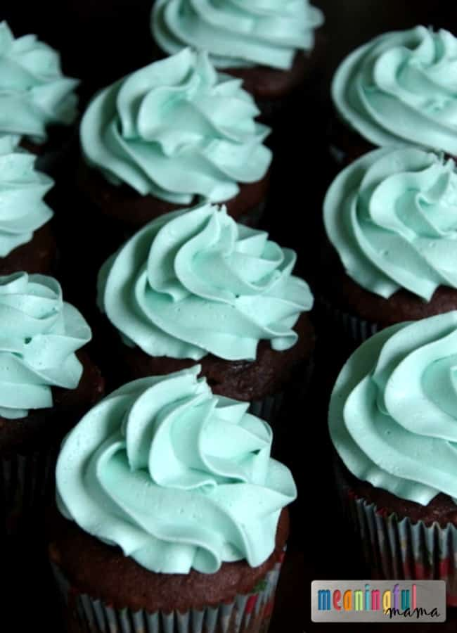 trophy cupcake buttercream recipe