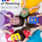 How to Be a Good Parent from A to Z