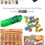 Best Learning Puzzles, Games and Toys