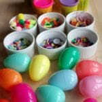 Easter Color Matching Activity for Kids