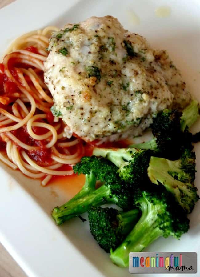 recipe: my mom's parmesan chicken [22]..
