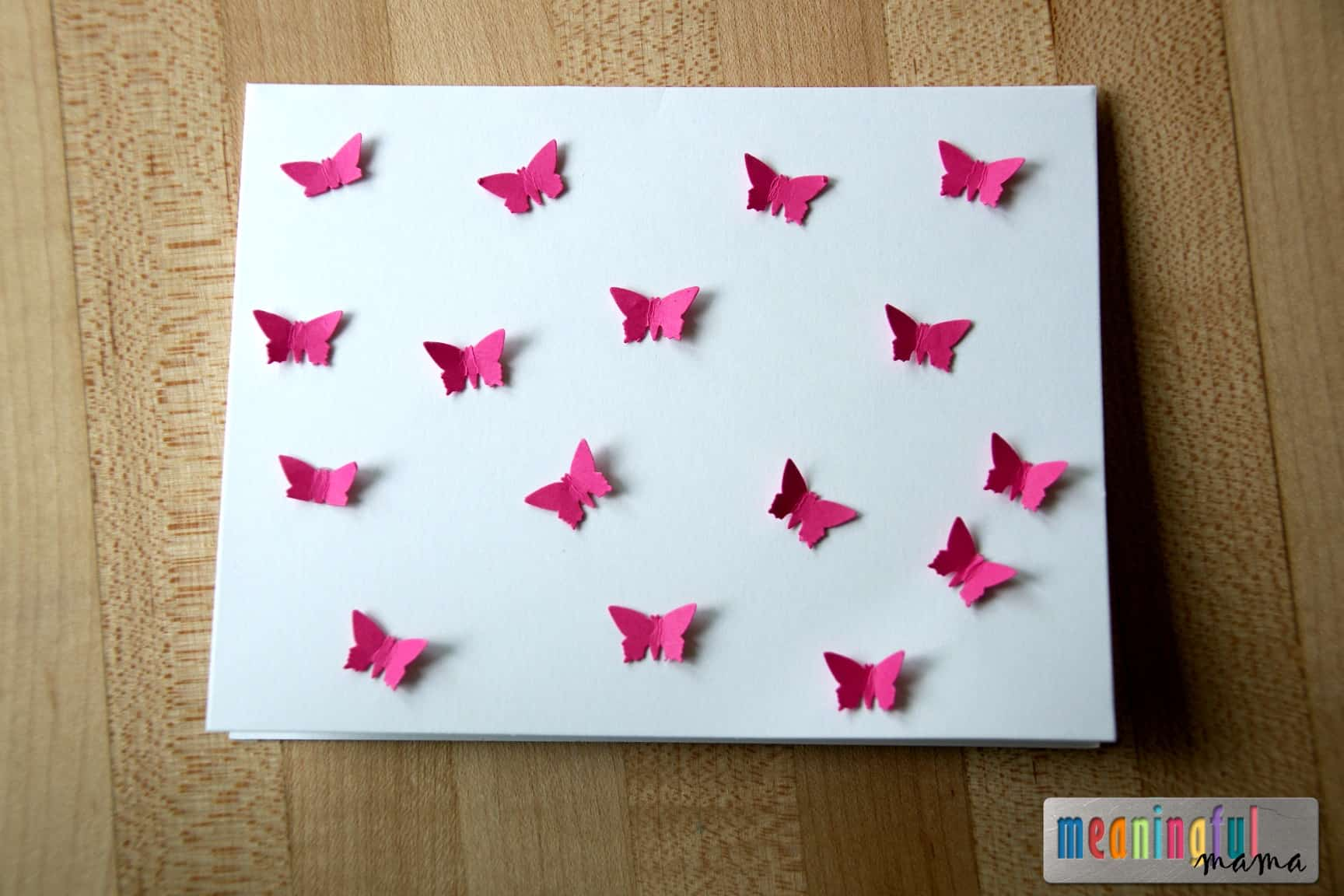 DIY Butterfly Invitations – Butterfly Birthday Invites