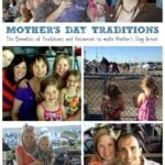 Creating Mother's Day Traditions