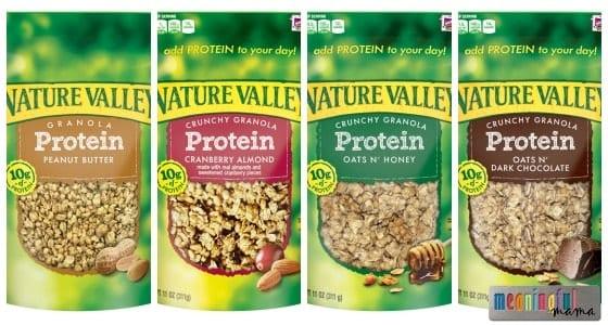 Nature Valley Granola Protein Snack Recipe Ideas