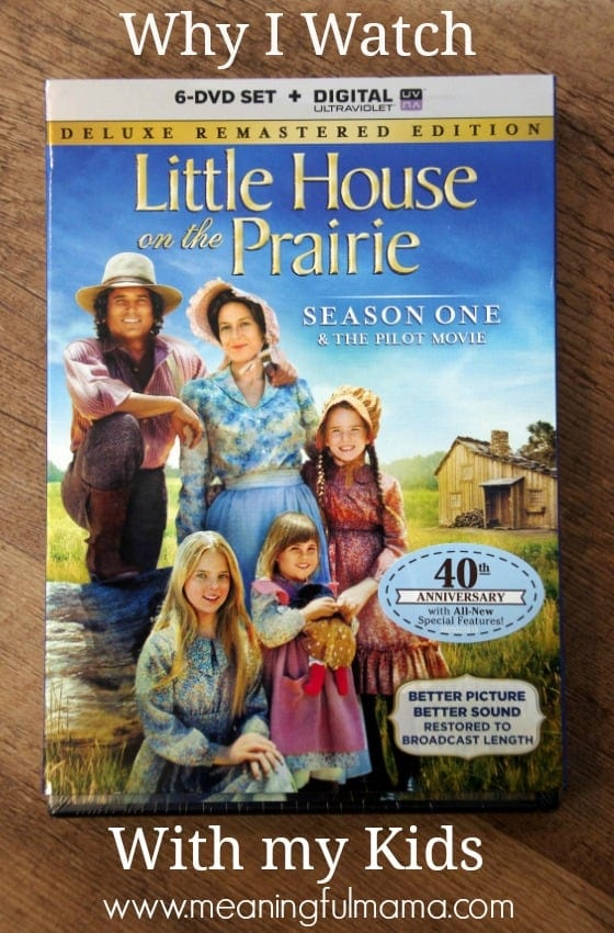 Should I Watch Little House on the Prairie with my Kids