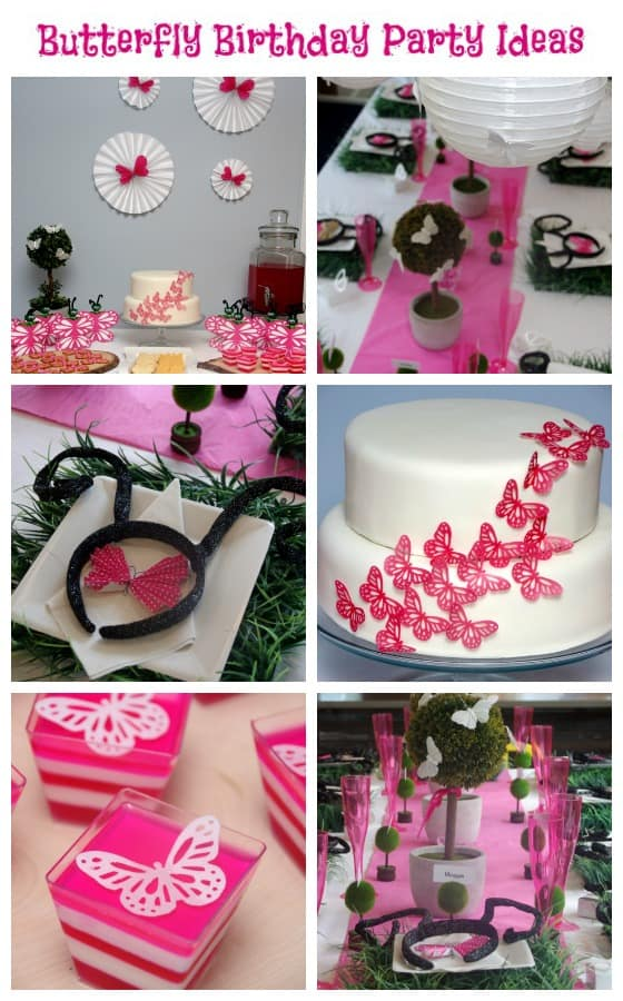 Best Butterfly Birthday Party Ideas