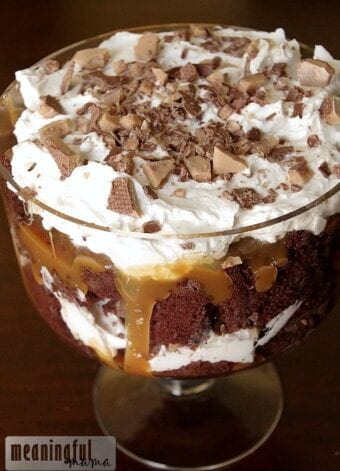 Better Than Anything Chocolate Trifle