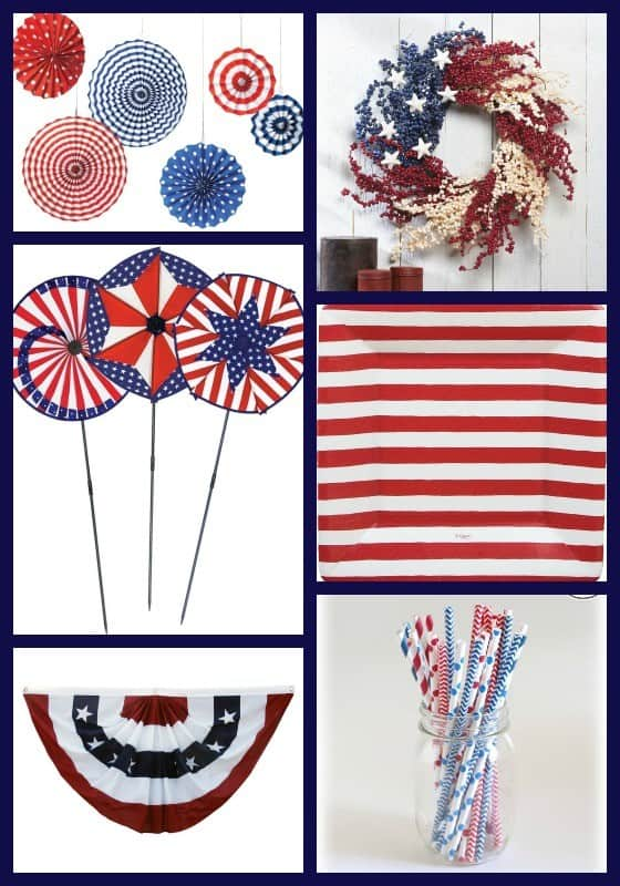 Fourth of July Decoration Ideas
