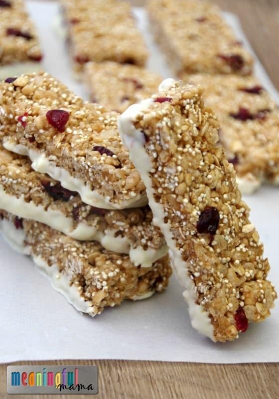 Nature Made Granola Bar Recipe