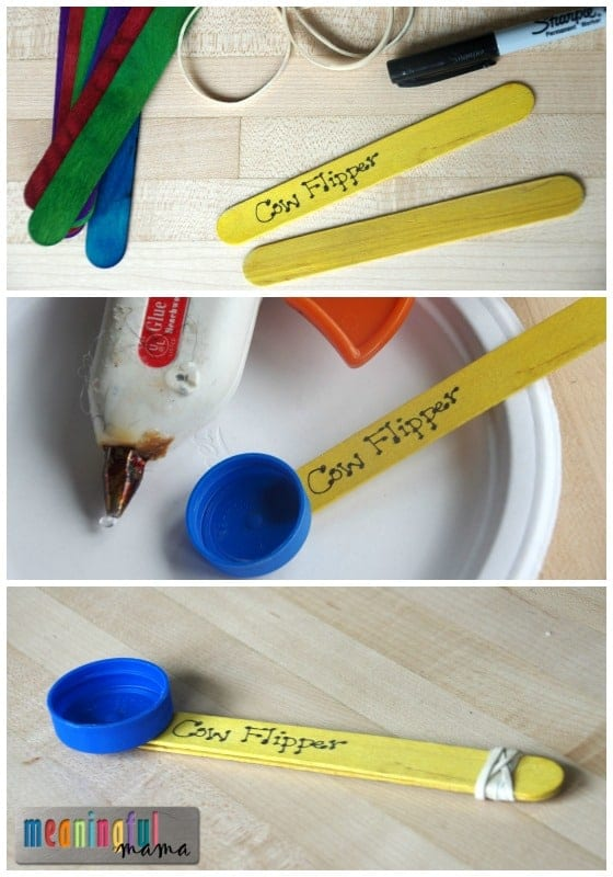 How to Make a Popsicle Stick Catapult