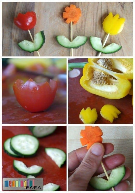 Vegetable Flower Garden for Kids