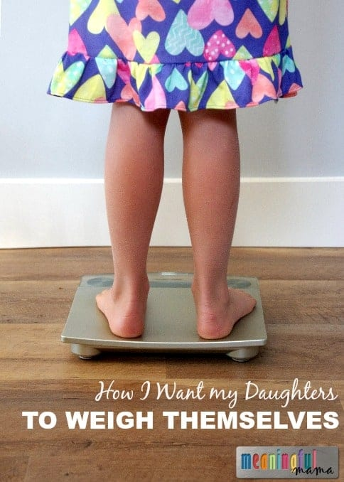 Advice for Raising Daughters - Teaching Positive Body Image and Self Esteem