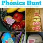 Alphabet Phonics Hunt