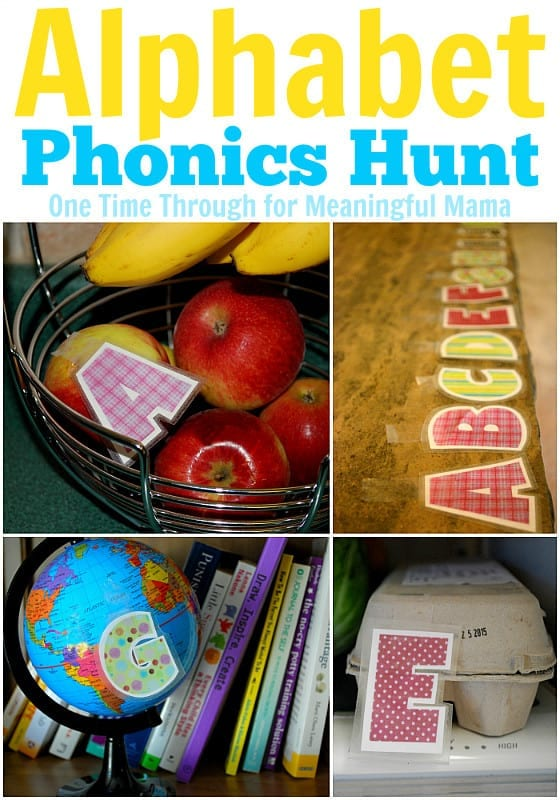 Alphabet Phonics Hunt Pin 560 x 800