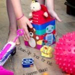 Clean-Up Trick for Kids