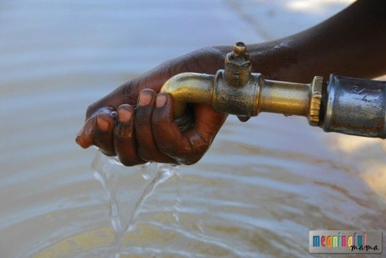 How to Help Get Water to Africa