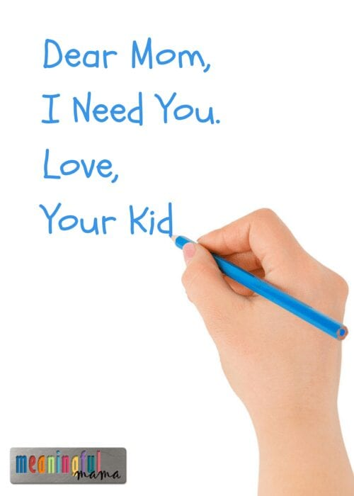 Parenting Tips and What Kids Need