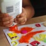 DIY I Spy Art for Kids