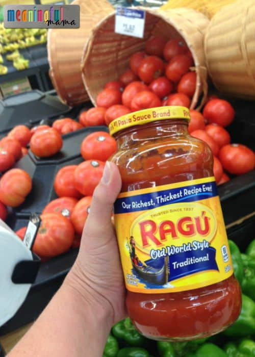 How to Get Vegetables in Your Kids Diet - Ragu