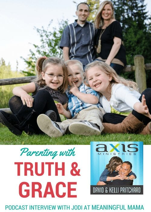 Parenting with Truth and Grace