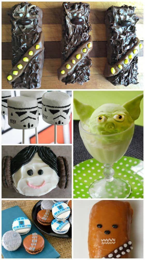 15 Star Wars Snack and Food Ideas