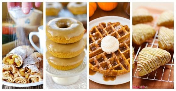 20 Fall Inspired Breakfast Ideas