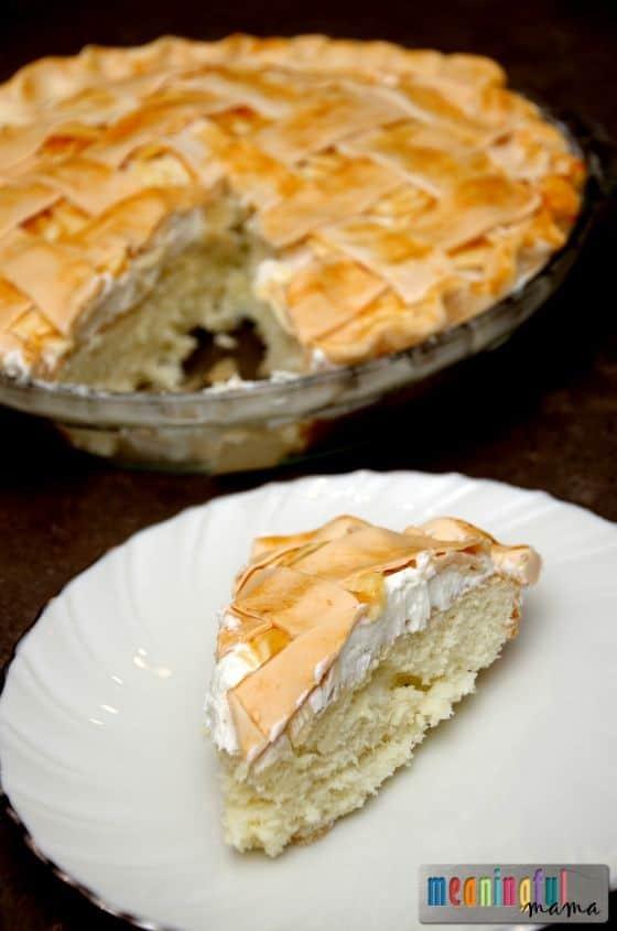 Apple Pie Cake Slice Nov 27, 2014, 6-15 PM