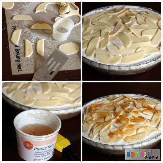 Apple Pie Cake for Thanksgiving