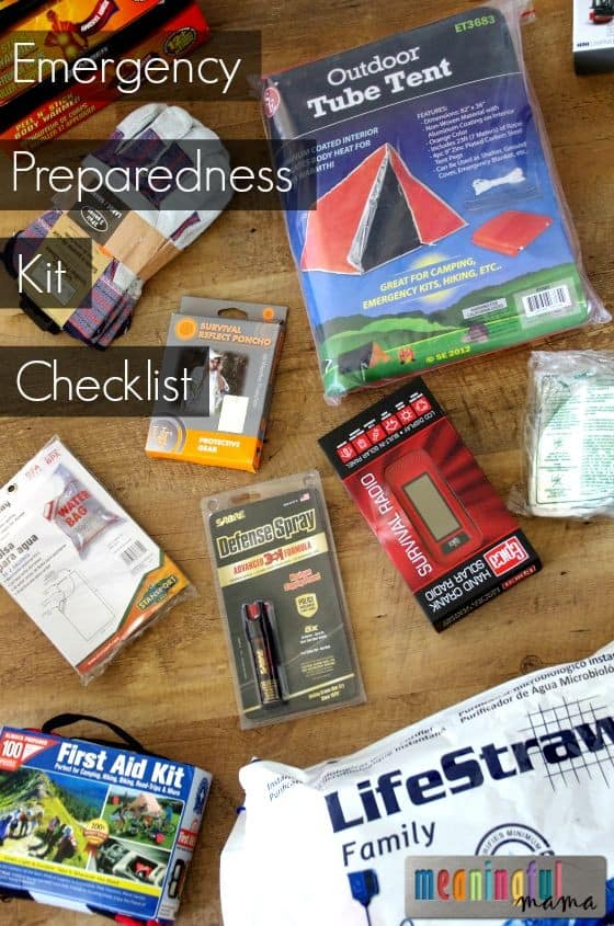 Emergency Preparedness Kit Sep 23, 2015, 11-51 AM