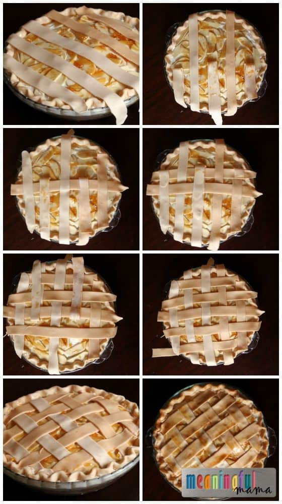 How to Do Pie Lattice