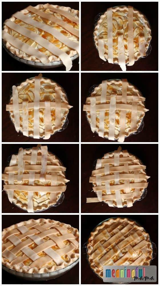 How to Do Pie Lattice