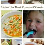 Natural Sore Throat Remedies