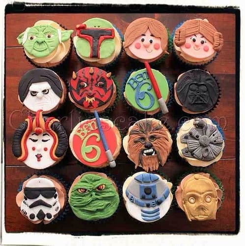 Star-Wars-Character-Cupcake-Toppers